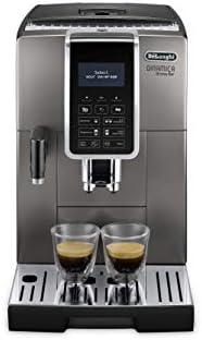 DeLonghi ECAM359.57.TB - Cafetera automática (plástico, titanio ...