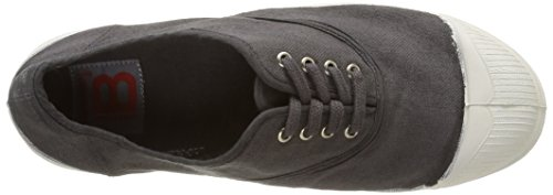 Bensimon Tennis, Baskets Basses Femme Gris (Gris 802)