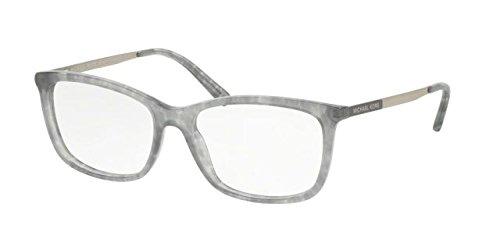 Michael Kors VIVIANNA II MK4030 Eyeglass Frames 3161-52 - Grey Pastel - Plastic Eyeglass Grey Frames