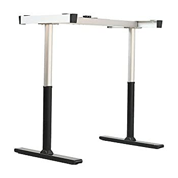 ApexDesk Vortex Series 60 In Wide 6 Button Electric Height Adjustable Frame  Only