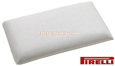 Materassi In Lattice Naturale Pirelli.Offerta Cuscino Pirelli Cn17 Guanciale Saponetta In Lattice 100