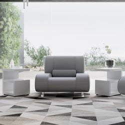Jayden High Gloss Modern Side Table