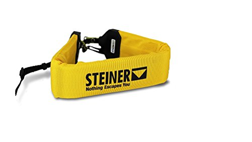 Steiner Yellow Binocular Float Strap by Burris Optics