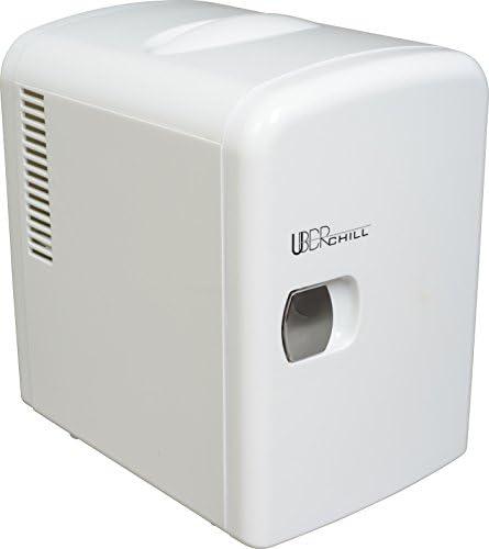 Uber Appliance UB-CH1-WHITE Mini Fridge