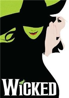A New Musical WICKED: The Untold Story of the Witches of Oz Souvenir Program (Musical Souvenir Program)