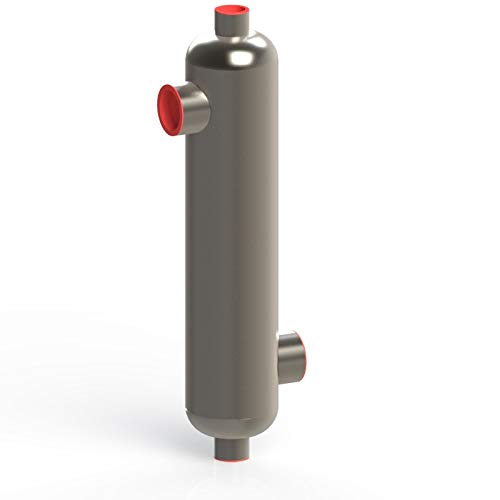 SP 2.0 Series 1,200,000 BTU Titanium Pool & Spa Heat Exchanger ()