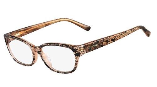 VALENTINO Eyeglasses V2606 619 Rose Lace 53MM