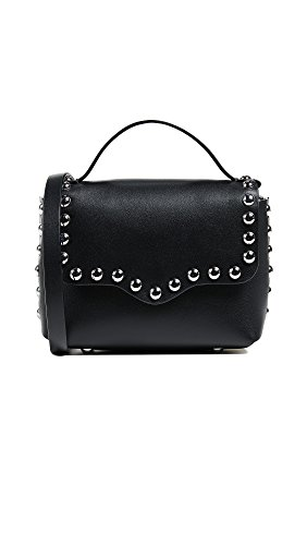 Bag Small Black Flap Blythe Body Cross Women's Minkoff Rebecca tOq0Uw4ZO