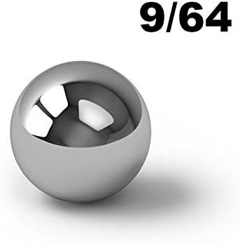 8mm Chrome Steel Ball Bearings G25-500 Bearings