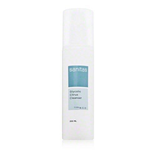 Sanitas Skincare Glycolic Citrus Cleanser