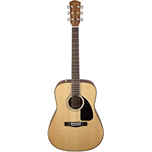 Fender CD-60 V3 DS NAT WN Westerngitarre