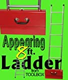 MJM Appearing 8 Ft. Ladder from Toolbox