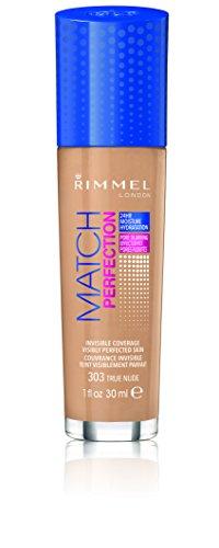 Rimmel Match Perfection Foundation, True Nude, 1.01 Fluid Ounce