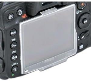 /adaptout marca francese BM10/protezione di schermo Plastica Trasparente Incastrabile tipo BM-10/protezione per Nikon D90/
