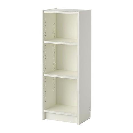 Ikea Billy Bücherregal In Weiß 40x28x106cm Amazonde Küche