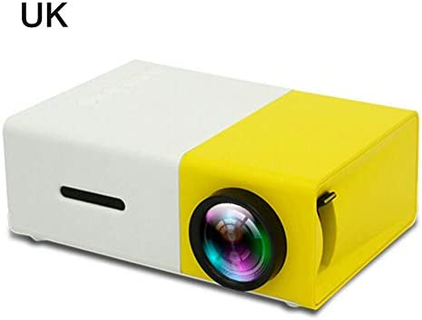 Adminitto88 - Mini proyector portátil LED, proyector de Cine en ...