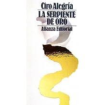 La Serpiente de Oro  (Sección Literatura) (Spanish Edition)