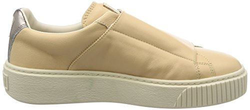 Natural Donna Platform Sneaker Puma nude Natural Strap Up xtRB88nqY