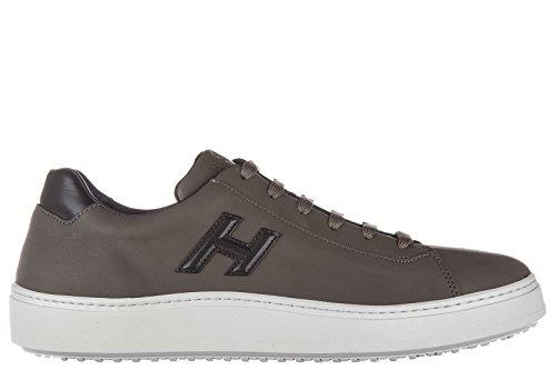 Hogan zapatos zapatillas de deporte hombres en piel nuevo h302 urban cupsole spo