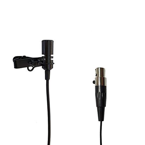 Lavalier Microphone Microdot Wireless Transmitter
