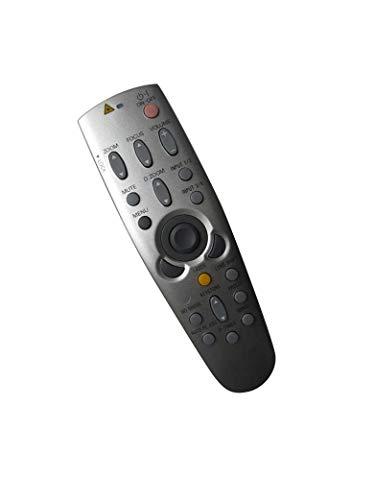 Calvas Remote Control For SANYO PLC-XF21E PLC-XU22N PLC-XU21N PLC-SP10E PLC-XP10N PLV-60HT PLV-60N PLC-XF20E 3LCD Projector