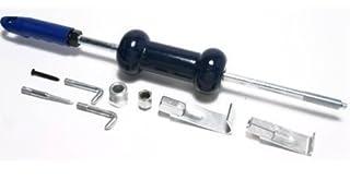 OFKPO 25 mm Doppelkopf Weicher Hammer,Gummihammer f/ür Gitarre Musikinstrumente