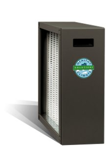 - X7930 Lennox Healthy Climate Media Air Cleaner Cabinet