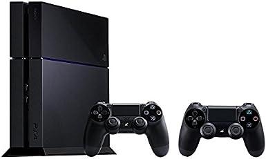 PlayStation 4 - Consola 500 GB + 2 DualShock 4: Amazon.es: Videojuegos