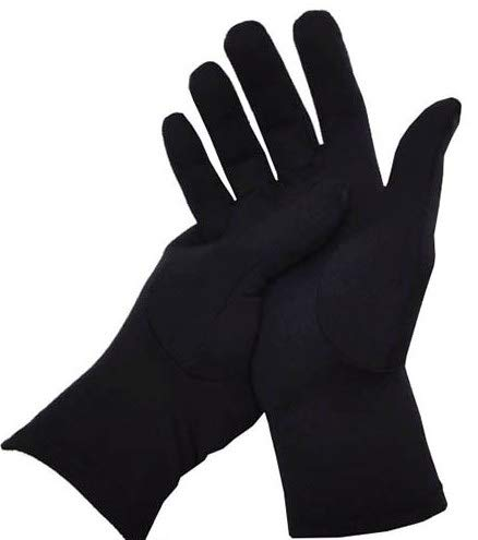 Endurant CuTec Copper Compression Gloves - Save Up to 50% When You Buy 2 Or More! (Black 6 Pair)