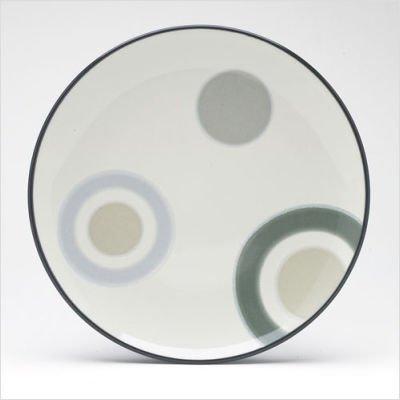 Noritake Colorwave Graphite 8-1/4-Inch Accent Plate ()