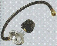 gas grill regulator - 7