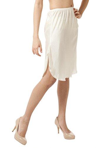 Malco Modes BellaSous Luxury Double Slit Half Slip Underskirt - 22