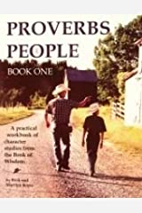 Proverbs People Book 1 Paperback