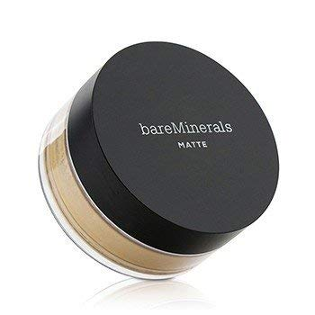 bareMinerals Matte Foundation, Neutral Ivory 06, 0.21 Ounce ()