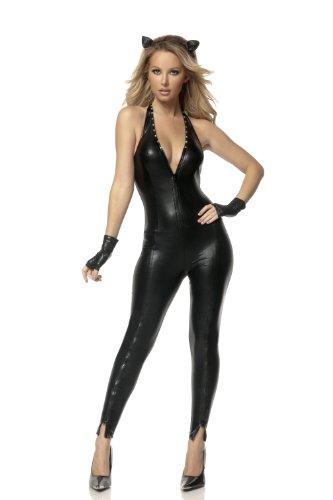 (Mystery House Women's Cat Burglar, Black,)