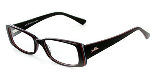 Aloha Eyewear Tek Spex 1009 Women's Photo-Chromatic Progressive Bifocal Reader Glasses / (1009 Glasses)