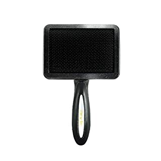 Andis (Pet) 80585 Premium Firm Slicker Brush, Pet Grooming ,2.00 x 5.50 x 11.00
