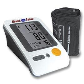 Santé Sense entièrement automatique Bras Tensiomètre Zsbp-103