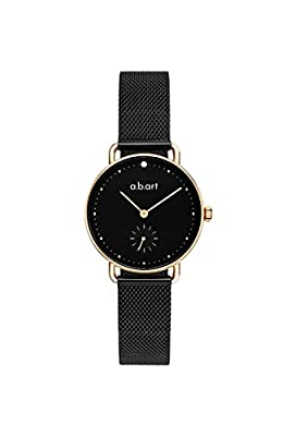 a.b.Art FR31 Sapphire Crystal Dial Mesh Band Ladies Wrist Watch from a.b.art