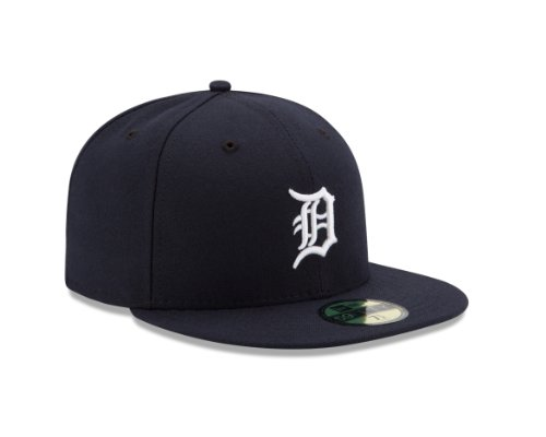 MLB Detroit Tigers Authentic On Field Game 59FIFTY Cap, Navy