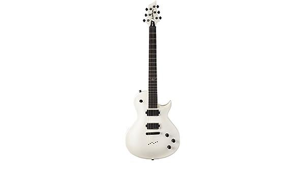 Washburn pxl100awhm parallaxe PXL serie diseño guitarra eléctrica, blanco mate acabado: Amazon.es: Instrumentos musicales