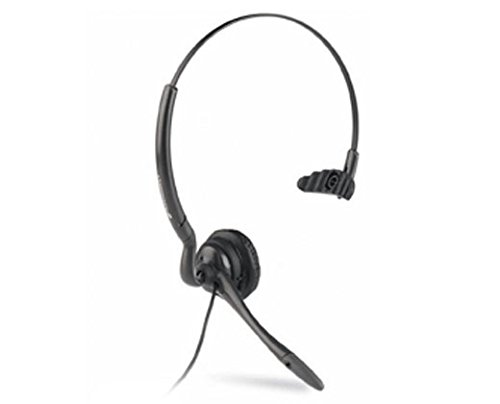 Plantronics Headset Replacement for S10 T10 and T20 Over-the-ear - Black 04 Replacement Headset