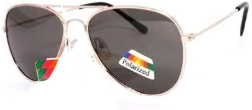 cityvision lunettes de soleil enfant polarisantes polaris/ées verres polaris/és aviateur gar/çon fille 3 4 5 6 7 ans 203009
