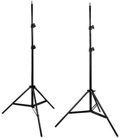 LimoStudio 900 Watt Studio Continuous Lighting Overhead Boom Light Kit w//Umbrella Light Reflector Kit