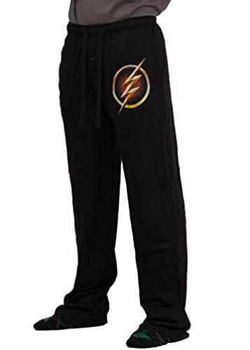 Flash TV Series Symbol Sleep Pants- Medium
