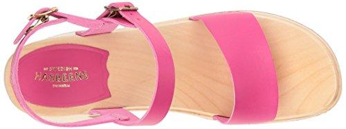 Gold 8 Gittan Women's Heeled Regular US 38 swedish hasbeens 38 Pink Neon Sandal EU 5Xwv5qE
