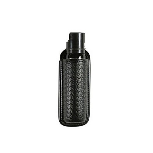 Bianchi 24982 Open Top OC/Mace Holder Plain Finish for MK-3/Similar (Mace Spray Pouch Plain)