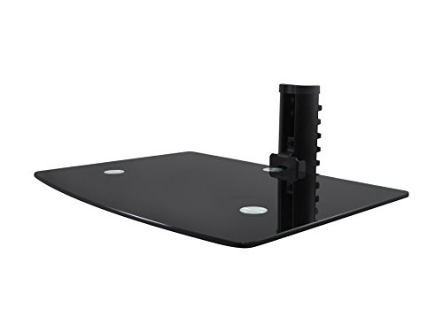 Xtreme 17910 Universal Glass Shelf Wall Mount 14 X 9 8 Inches