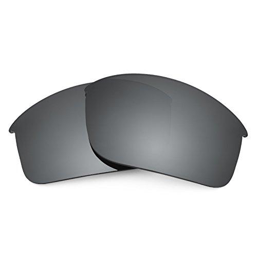 Revant Polarized Replacement Lenses for Oakley Bottle Rocket Black Chrome MirrorShield (Oakley Bottle Rocket Lenses)