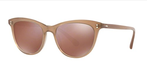 New Authentic Oliver Peoples OV 5276 SU JARDINETTE 1609W4 TAUPE BROWN - Peoples Oliver Sun Jardinette
